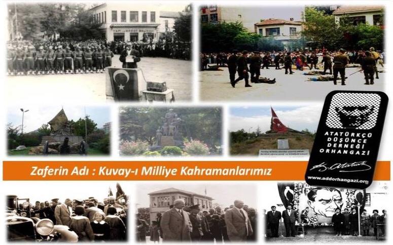 Orhangazi'nin Düşman İşgalinden Kurtuluşunun 97.Yılı