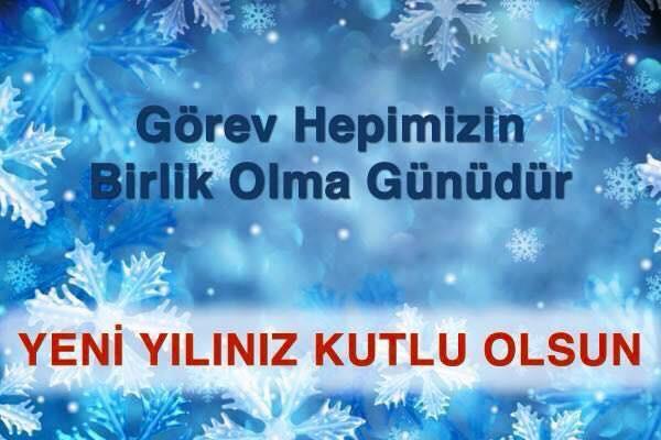 """ADD Orhangazi'den Yeni Yıl Mesajı; """"2019 Cumhuriyet Yılı olacaktır."""""""