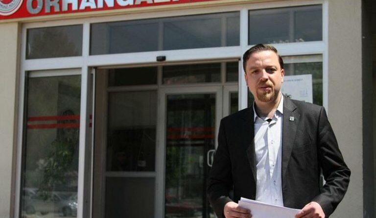 Saidoğlu; Rasim Ozan Kütahyalı'nın skandal sözleri nedeniyle açılan dava duruşmasına katıldı.