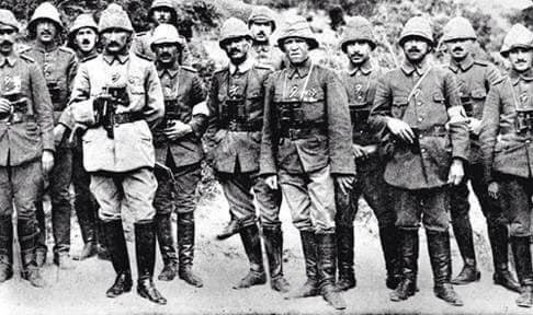 """Çanakkale Savaşları'nın dönüm noktası olan son süngü ; """"Anafartalar Zafer'inin 105.Yılı"""""""